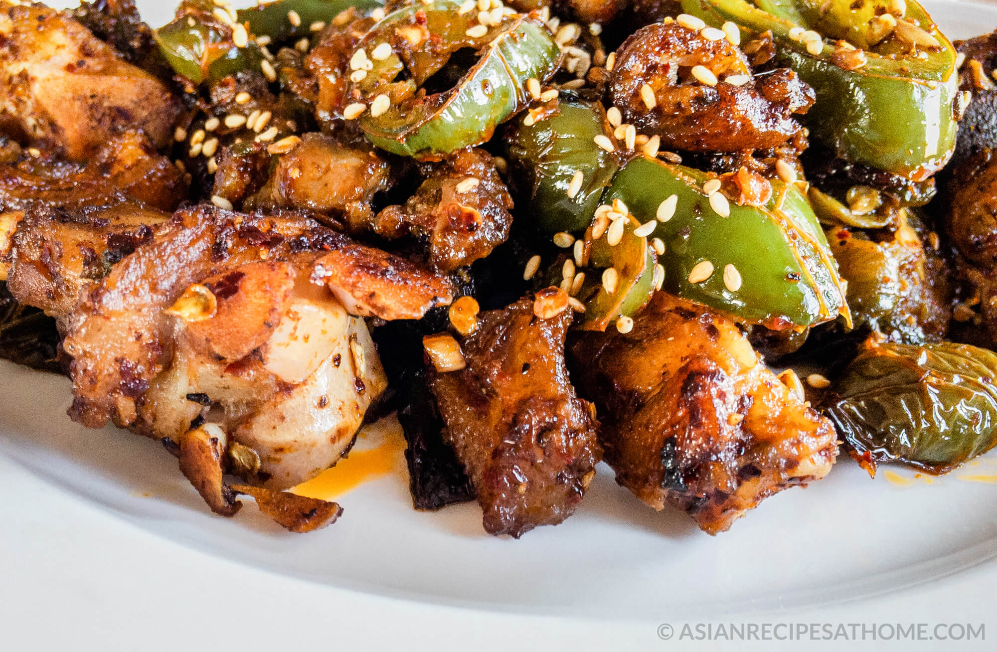 A delicious Korean spicy pork trotters recipe that is easy to make and a low-carb option.