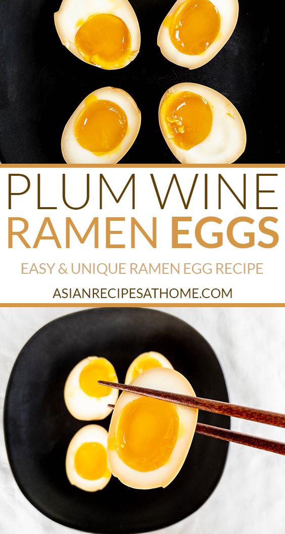 This delicious ramen egg recipe is so easy and unique.